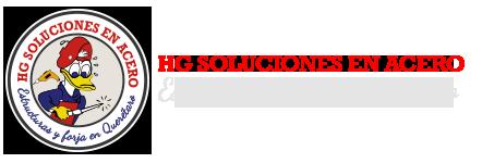 HG Soluciones en Acero logo
